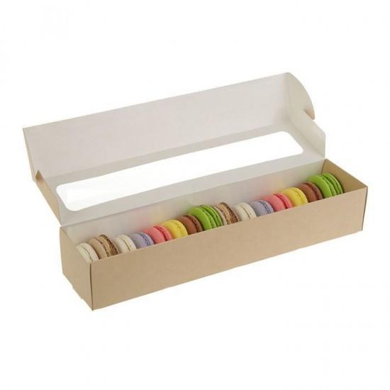 Dėžutė su langeliu Macaronsams