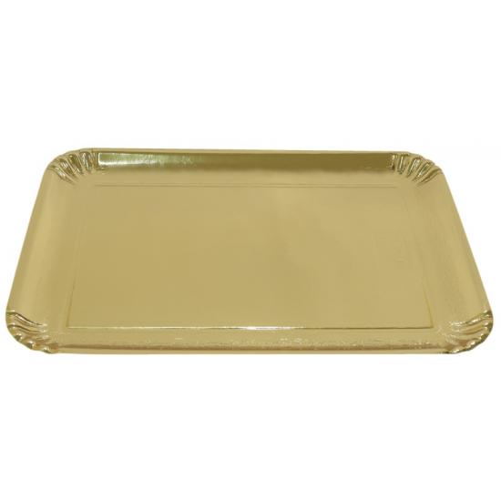 Padėkliukas auksinis 40 x 30